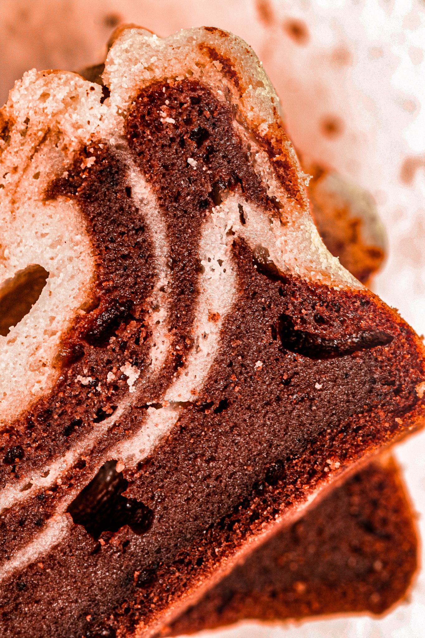 Gâteau Marbré Végan & Sans-Gluten