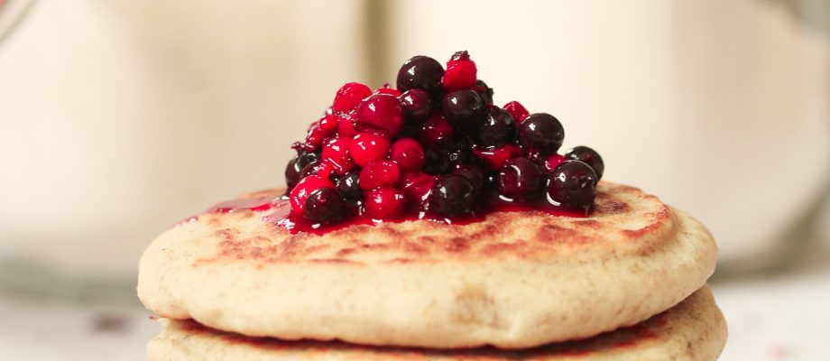 Gluten-Free, Sugar-Free & Vegan Pancakes – Traditional recipe