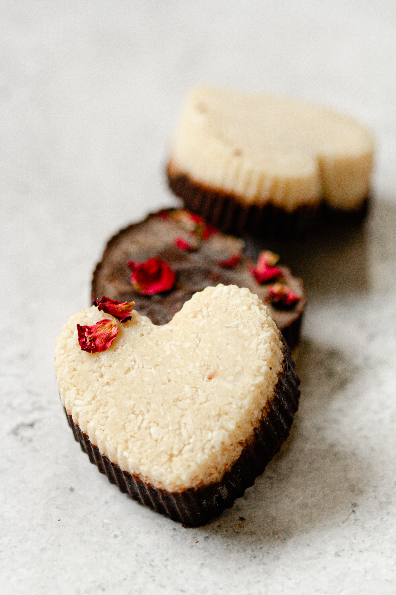Coconut and Almond butter Cups