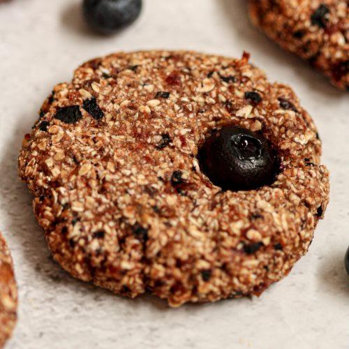 3 Ingredients Sugar-Free Cookies