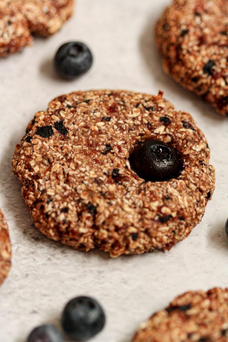 3 Ingredients Sugar Free Cookies