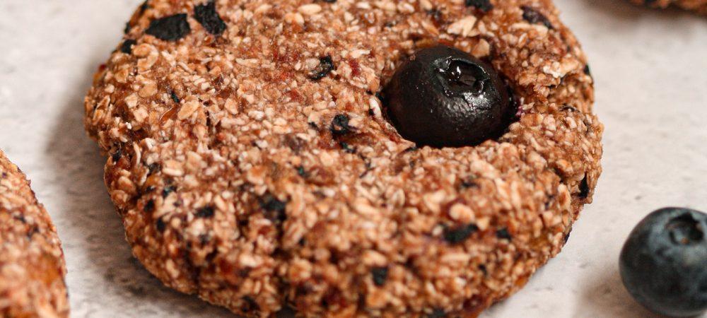 Cookies Sans Sucre – Seulement 3 ingrédients