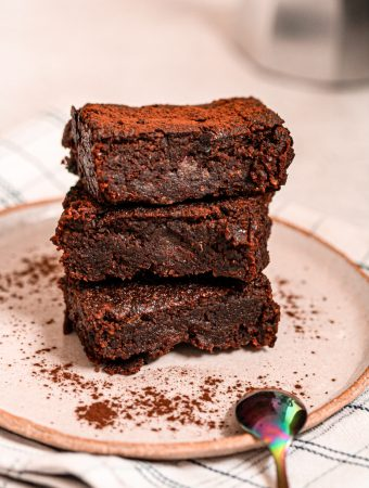 Vegan & Sugar-Free Brownie