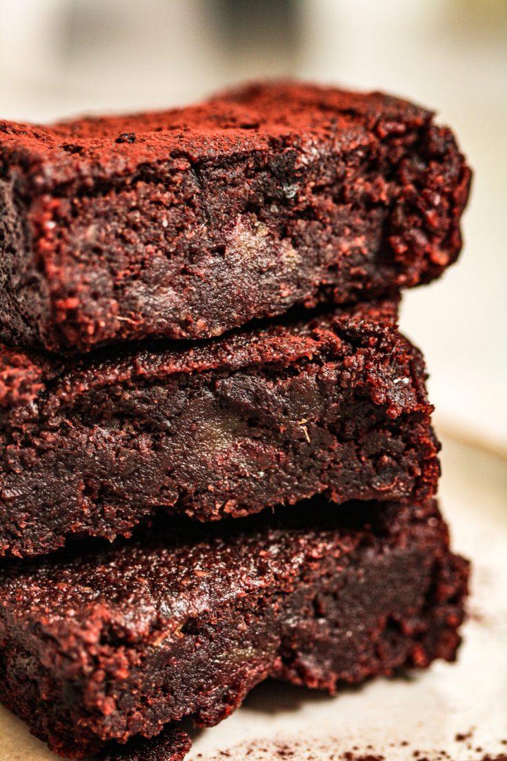 Brownie Végan & Sans Sucre