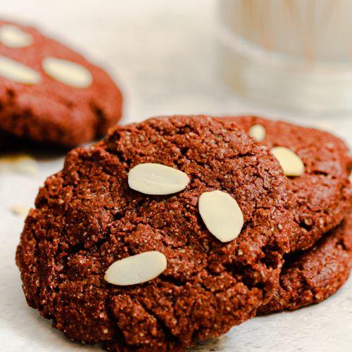 Easy Vegan & Gluten-Free Chocolate Cookies
